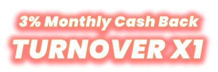 ibet789 myanmar 3% monthly cash back turnover x1 text